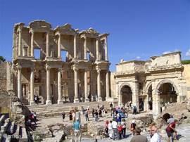 bibliotheek van Efese