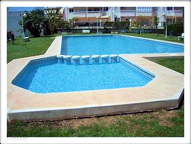Vakantiehuis Spanje, Costa Blanca, Albir appartement Cal Albir in Albir Playa aan zee