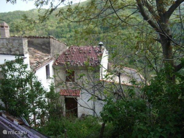 Vakantiehuis Italië, Abruzzen, Farindola Vakantiehuis Casa Bella Vista