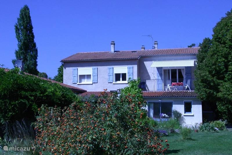 Vakantiehuis Frankrijk, Drôme, Menglon Appartement Le Mas de Saint-Ferréol  Etage
