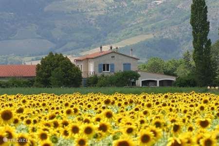 Vakantiehuis Frankrijk, Drôme – appartement le Mas de Saint-Ferréol Nord
