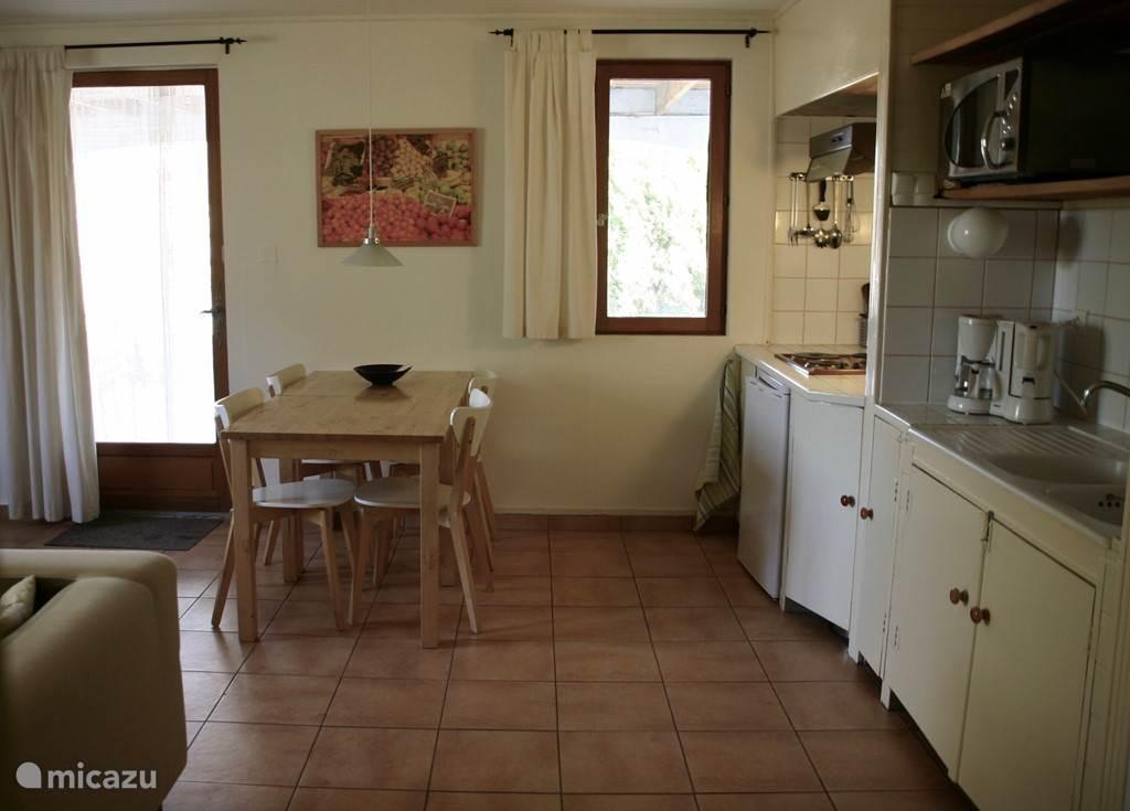 Ferienwohnung Frankreich, Drôme, Menglon Appartement Le Mas de Saint-Ferréol Nord