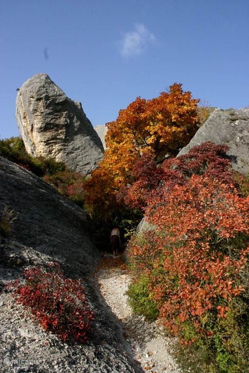 De Claps in de herfst