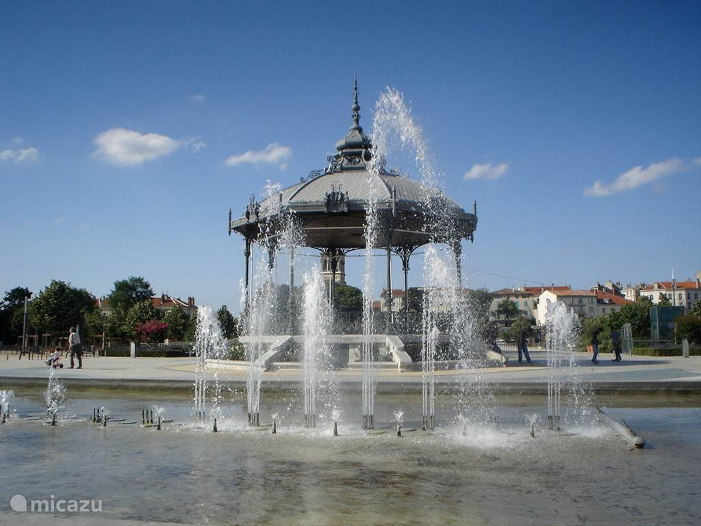 Valence, de hoofdstad van de Drôme