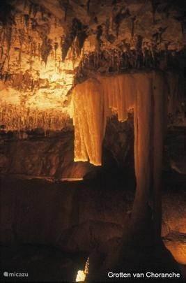 Grotten van Choranche