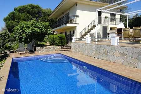 Vakantiehuis Spanje, Costa Brava, Macanet de la Selva villa Villa Golondrina