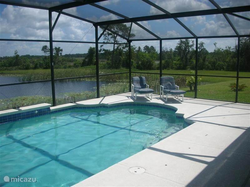Vakantiehuis Verenigde Staten, Florida, Clermont Villa Jasmine LakeView