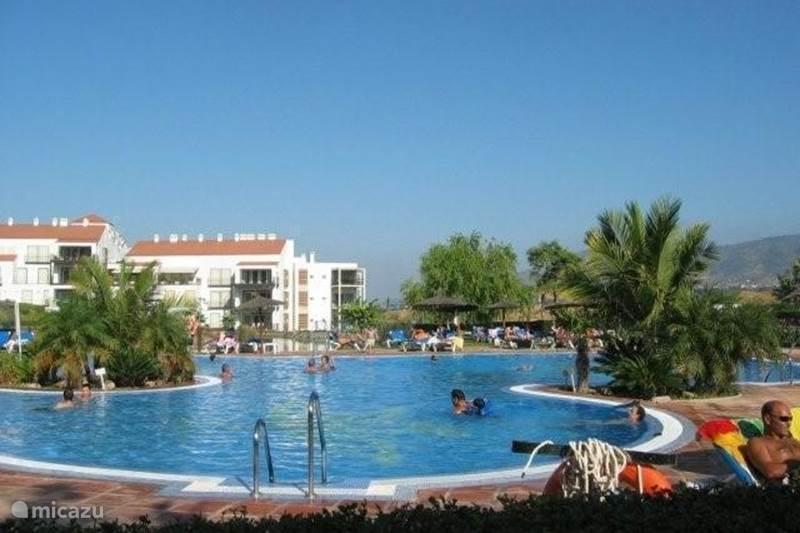 Vakantiehuis Spanje, Andalusië, Alhaurín de la Torre Appartement Luxe Resort 'Sol Andalusí' 1