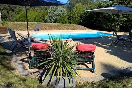 Vakantiehuis Frankrijk, Saône-et-Loire, Montcony vakantiehuis Le Petit Bourg