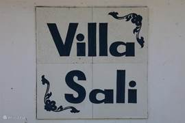 Welcome to Villa Sali!