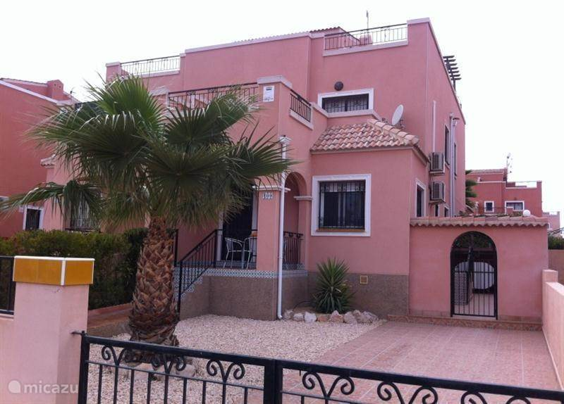 Lange termijn verhuur, Spanje, Costa Blanca, Los Montesinos, vakantiehuis Villa Herrada