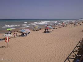 playa moncayo-slechts 15km van villa!