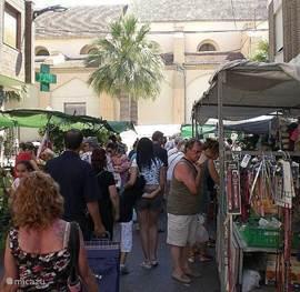 Markt in Almoradi