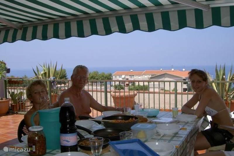 Vakantiehuis Italië, Sicilië, Finale Di Pollina Appartement Terra del Sole