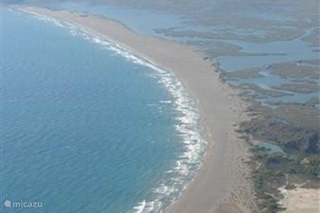 Het strand - Iztuzu beach