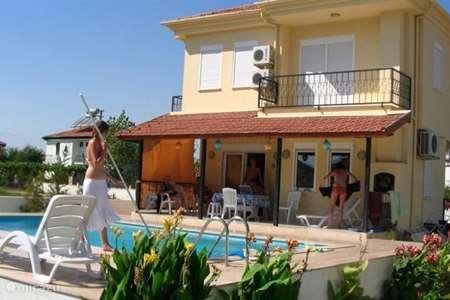 Vacation rental Turkey – villa Villa Palmiye, free wifi