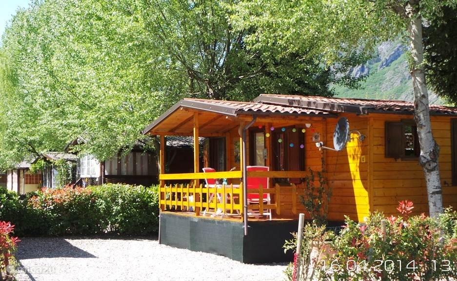 Ferienwohnung Italien – chalet La Dolce Vita