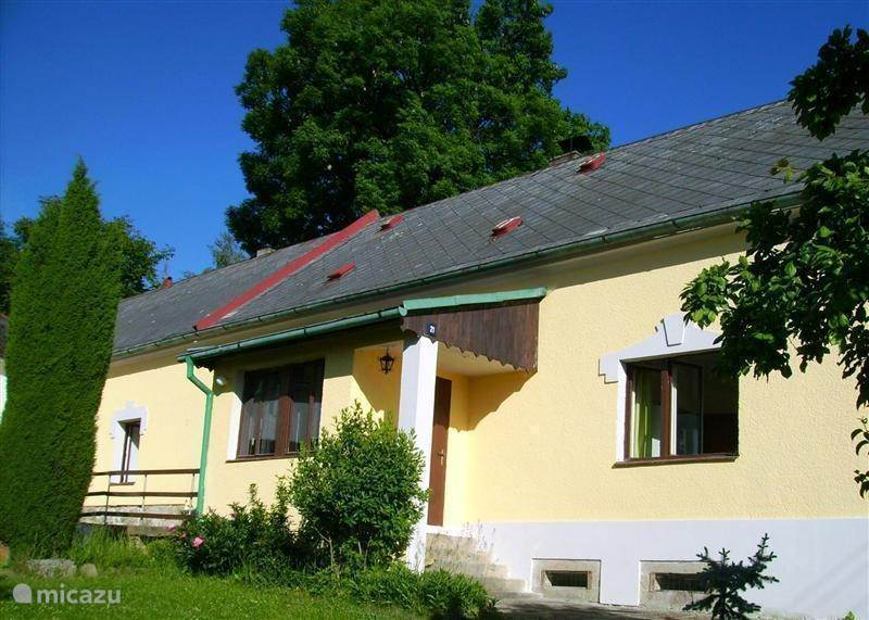 Vacation rental Czech Republic, West Bohemia, Beroun Holiday house House Beroun (Tepla)