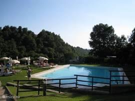 Thermale baden van Sorano
