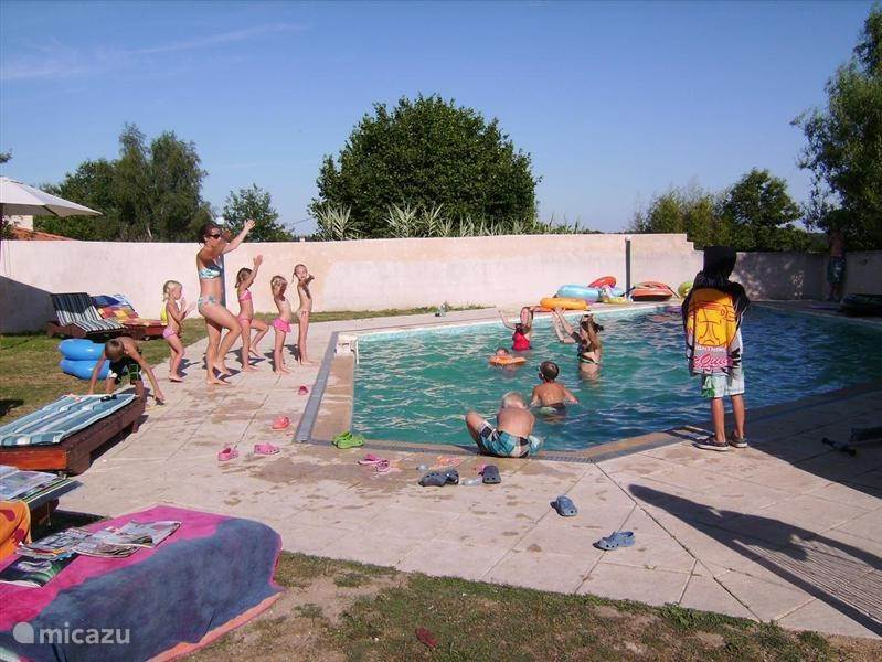 Vakantiehuis Frankrijk, Dordogne, Saint-Saud-Lacoussière Vakantiehuis Renoir