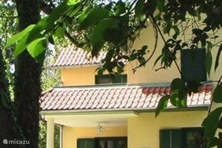 Villa Pöle: het huis