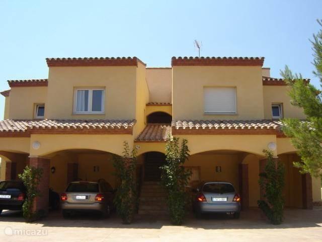 Vakantiehuis Spanje, Costa Dorada, Mont-Roig del Camp Vakantiehuis Los Arcos