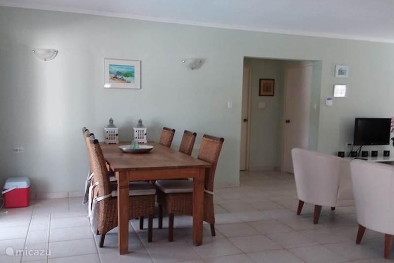 Vacation rental Aruba, North, Westpunt Bungalow villa safir 15 noord.