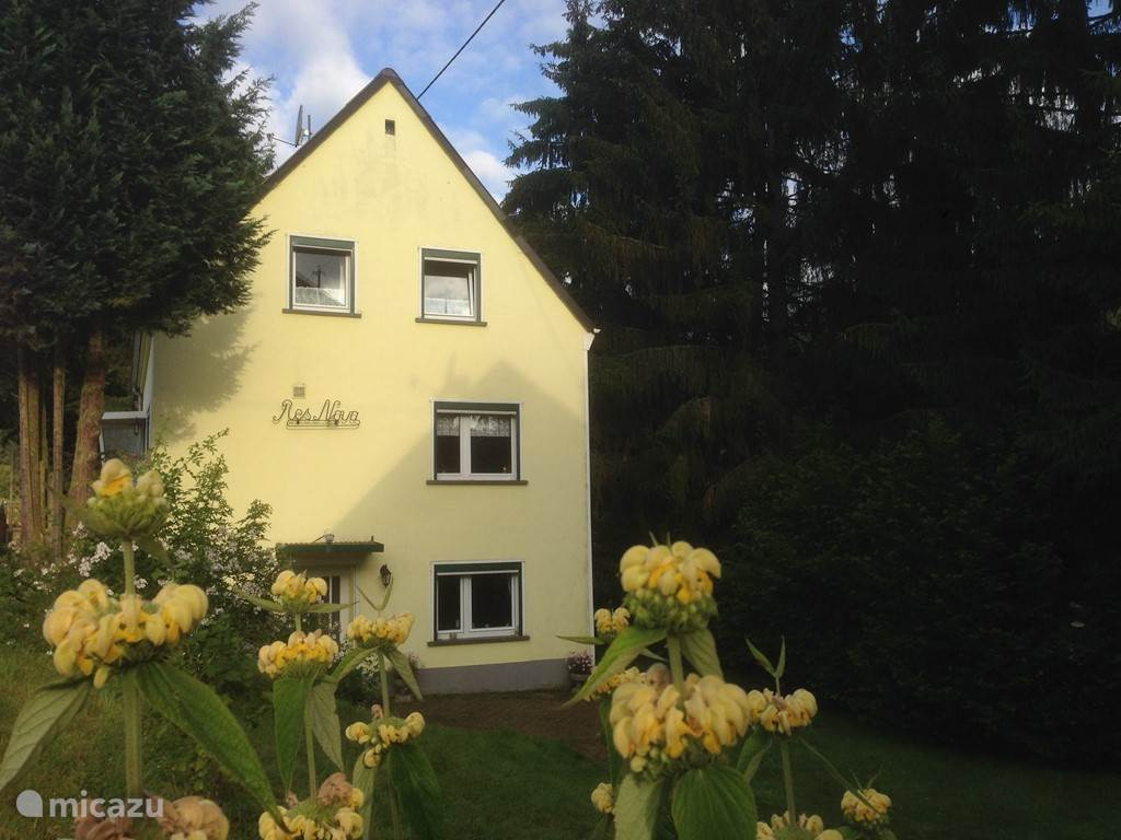 Vacation rental Germany, Eifel, Uersfeld holiday house Vakantiewoning ResNova