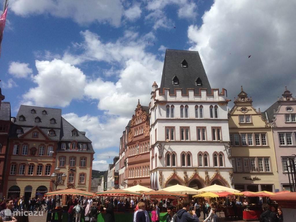 Trier, zeker een bezoekje waard!