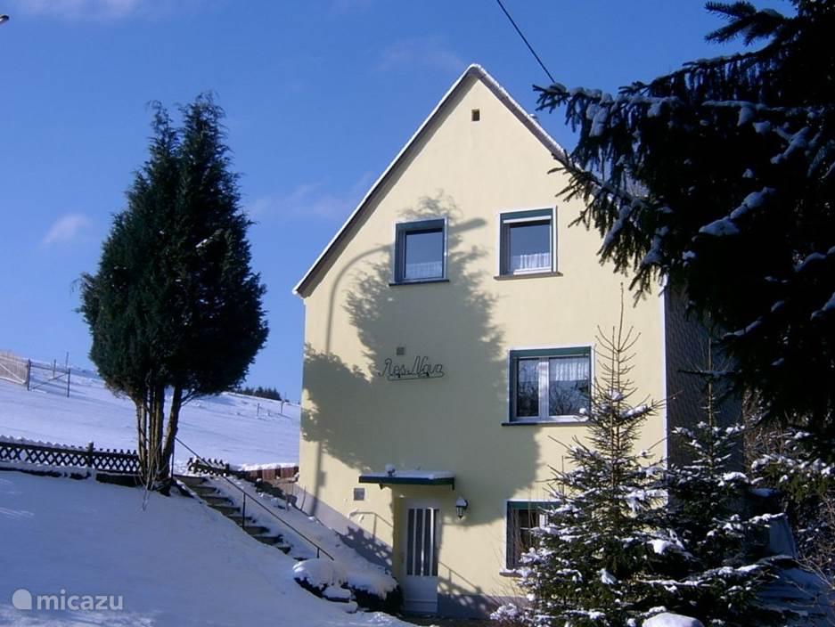 Winter in de mooie Duitse Eifel, Einfach wunderschön!