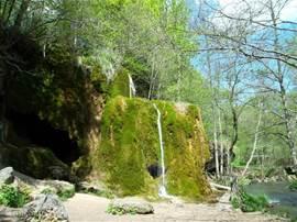 De waterval bij Nohn, niet al te ver even lekker wandelen en daarna een heerlijk stuk taart bij de watermolen. Een heerlijke niet al te lange wandeling.