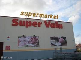 Supermarkt op 3 min. loopafstand