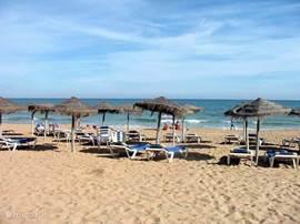 La Mata strand op 10 min rijafstand