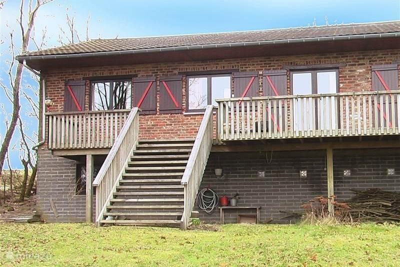 Vakantiehuis België, Ardennen, Halleux Chalet Chalet Riethoven