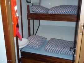 2 of 4 persoons hutten ( foto zusterschip )