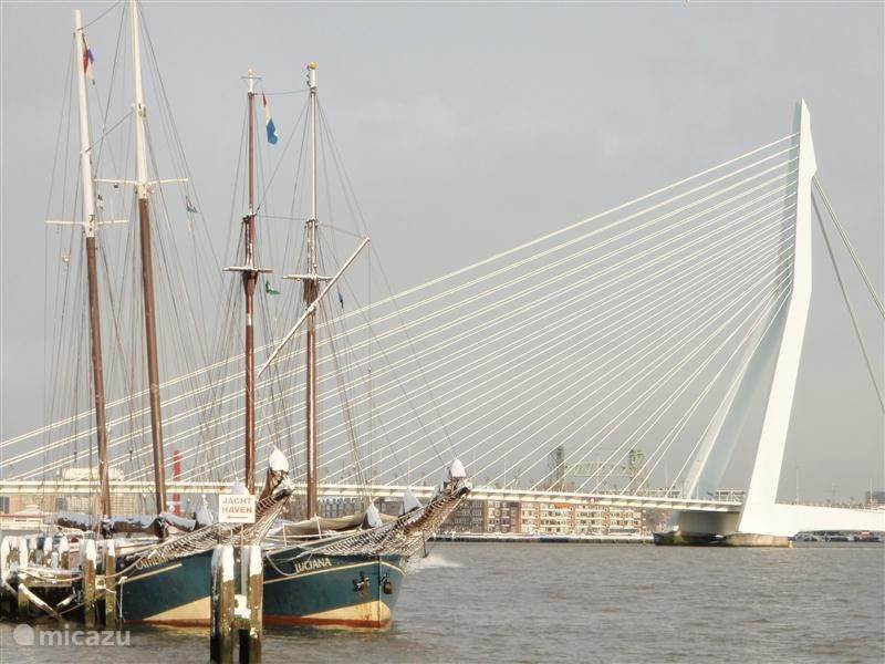 Vakantiehuis Nederland, Zuid-Holland, Rotterdam - camper / jacht / woonboot Luciana