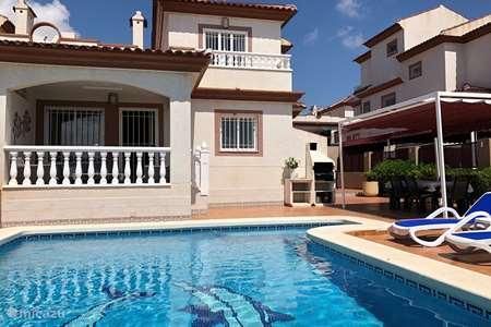 Vakantiehuis Spanje, Costa Blanca, La Marina – villa Casa Hop La Marina