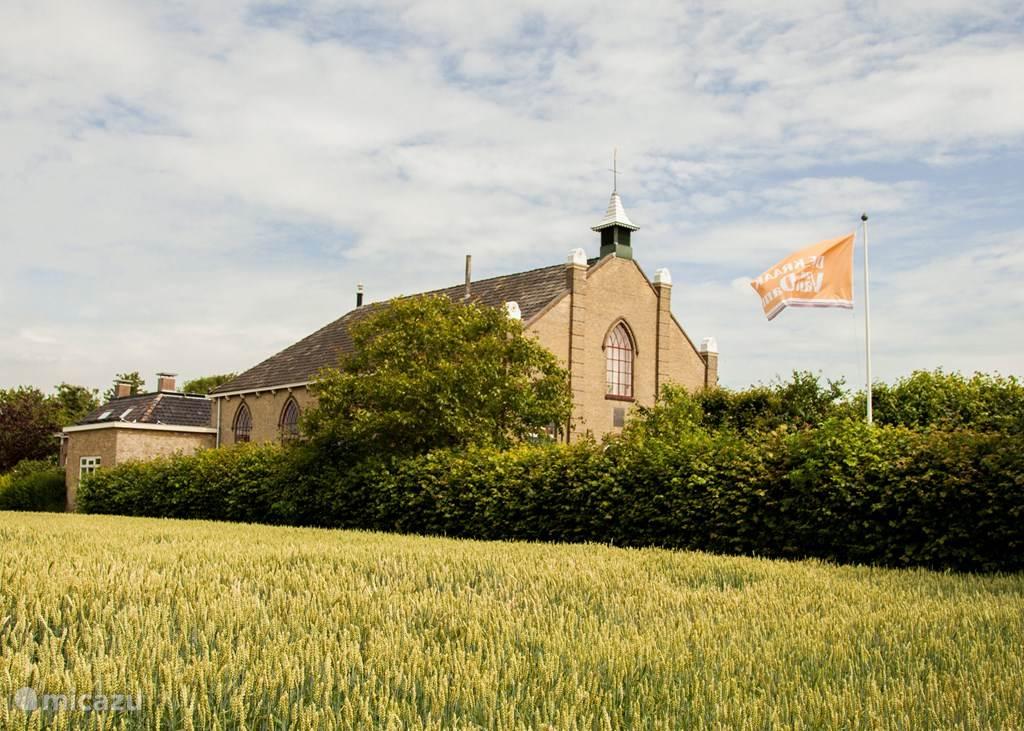 De Kraak Van Van Dam - vakantiehuis