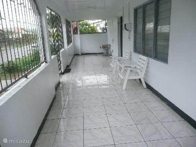 Vakantiehuis Suriname, Paramaribo, Paramaribo vakantiehuis Perla