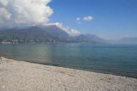 Beach Baia del vento in San Felice (2 km)