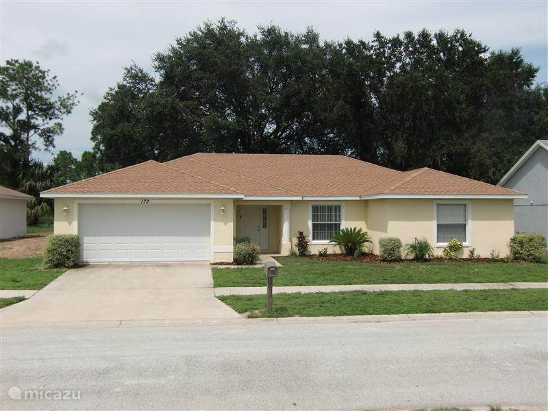 Vakantiehuis Verenigde Staten, Florida, Haines City - villa Florida Holiday Homes