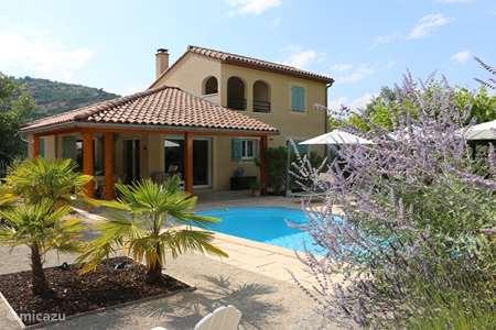 Vakantiehuis Frankrijk, Ardèche, Vallon-Pont-d'Arc - villa Villa rive gauche