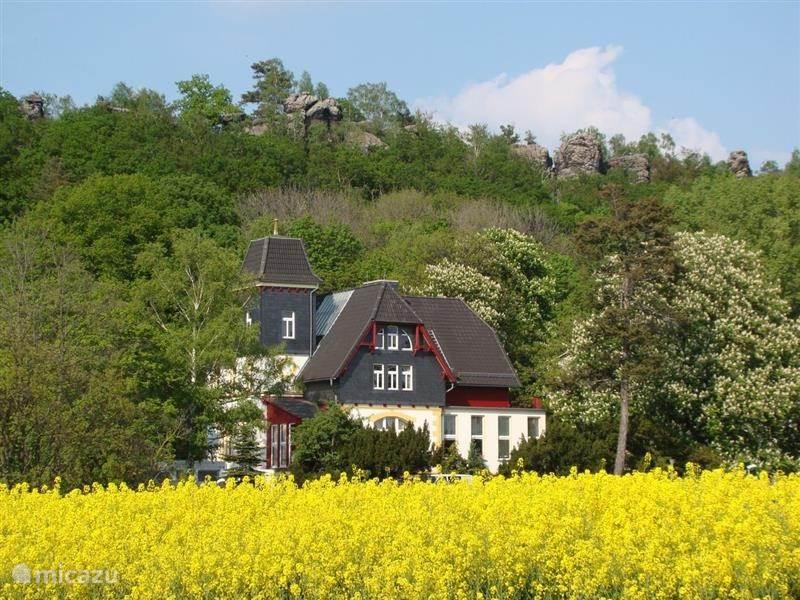 Vakantiehuis Duitsland, Harz – villa Villa an der Teufelsmauer