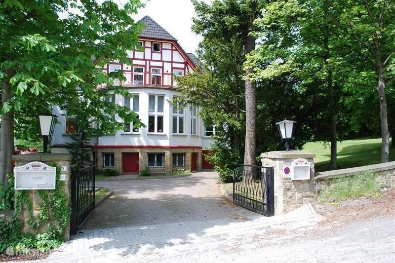 Vacation rental Germany, Harz, Blankenburg Harz Villa Villa an der Teufelsmauer