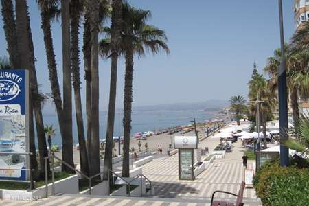 Vakantiehuis Spanje, Costa del Sol, Torrox-Costa - appartement Appartement edf Cannes