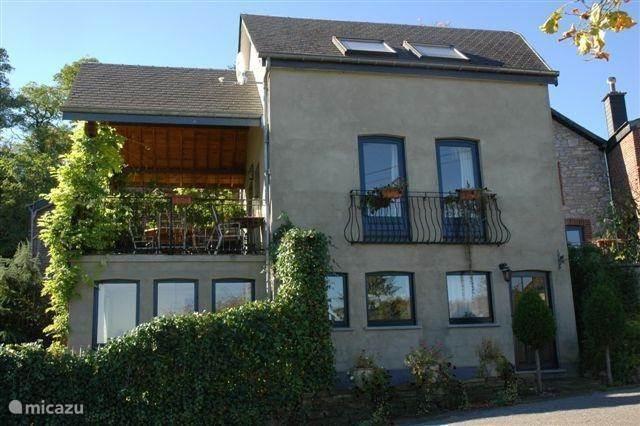 Ferienwohnung Belgien, Ardennen, Verlaine-sur-Ourthe Ferienhaus La Maison de Jardin