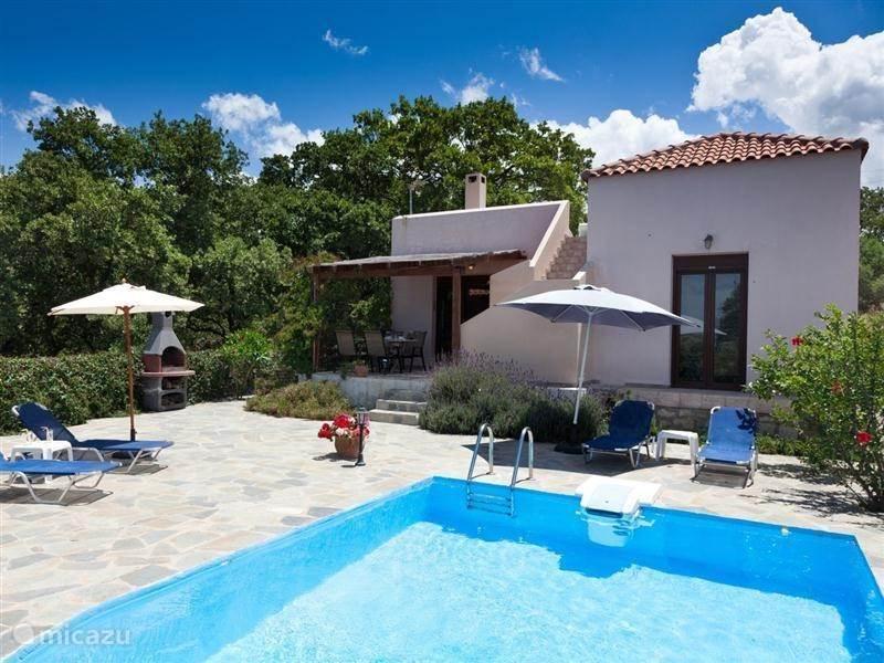 Vacation rental Greece, Crete, Prines Villa Villa Eleonora