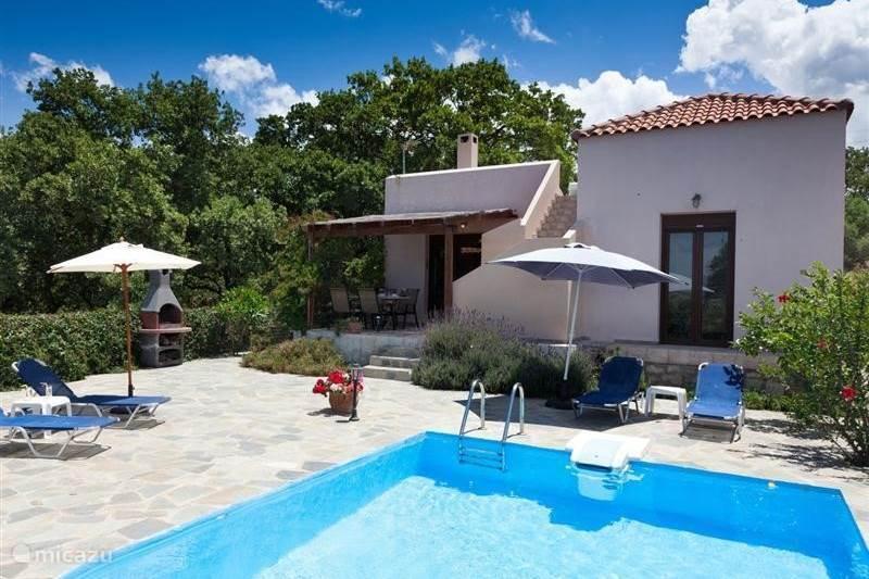 Vakantiehuis Griekenland, Kreta, Prinès Villa Villa Eleonora