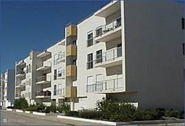 Appartment Dunas Douradas het appartement bevindt zich op de bovenste verdieping