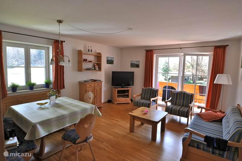 Vakantiehuis Duitsland, Beieren, Inzell Appartement Inzeller Freiheit